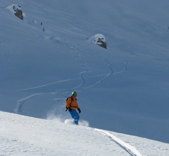 Off-piste Ski Descents in Alta Badia