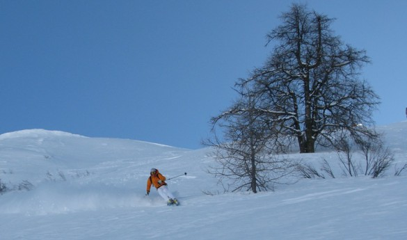 Transitioning from On-Piste to Off-Piste Skiing