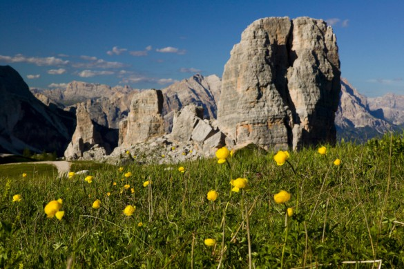 Family Hiking Adventure in the Dolomites