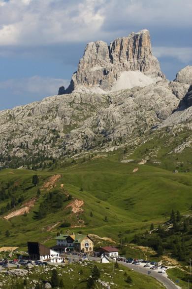 Visit Falzarego Pass