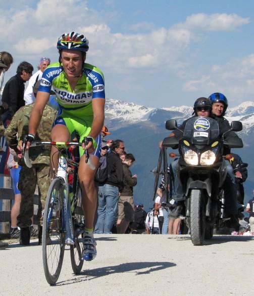 2010 Giro d'Italia Plan de Corones Time Trial