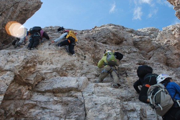 ELITE TRAVELER – New Luxe Adventure Company Offers Via Ferrata Experience